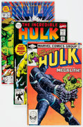 Modern Age (1980-Present):Superhero, The Incredible Hulk #275-400 Box Lot (Marvel, 0) Condition: AverageVF....