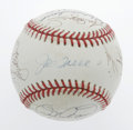 Autographs:Baseballs, 1993 St. Louis Cardinals Team-Signed Baseball. ONL (White) baseballhas been signed by 19 members of the 1993 St. Louis Car...