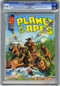 Magazines:Science-Fiction, Planet of the Apes #4 (Marvel, 1975) CGC NM/MT 9.8 White pages....