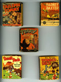 Golden Age (1938-1955):Miscellaneous, Big Little Book Group (Whitman, 1930s-70s).... (Total: 19 Items)