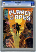 Magazines:Science-Fiction, Planet of the Apes #5 (Marvel, 1975) CGC NM/MT 9.8 White pages....