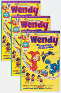 Bronze Age (1970-1979):Cartoon Character, Wendy, the Good Little Witch #88 File Copies Box Lot (Harvey, 1975)Condition: Average VF+....