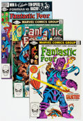 Modern Age (1980-Present):Superhero, Fantastic Four #238-245 Box Lot (Marvel, 1982) Condition: AverageNM-....