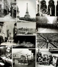 Books:Prints & Leaves, [Paris]. Archive of Approximately 200 Photographs DepictingHistorical Views of Paris....