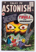 Silver Age (1956-1969):Horror, Tales to Astonish #21 (Marvel, 1962) Condition: GD+....