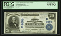 National Bank Notes:Pennsylvania, Fairfield, PA - $20 1902 Plain Back Fr. 652 The First NB Ch. #(E)9256. ...