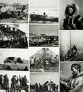 Books:Prints & Leaves, [Inuit Tribal Life]. Collection of Eighteen Photographs from TheMuseum of the American Indian....