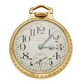 Timepieces:Pocket (post 1900), Hamilton 21 Jewel 992 B Special Railway Special . ...