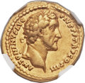 Ancients:Roman Imperial, Ancients: Antoninus Pius (AD 138-161). AV aureus (19mm, 6.99 gm, 6h)....