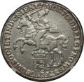 Netherlands East Indies, Netherlands East Indies: Dutch Colony. Westfriesland Ducaton1739-VOC Fine Details (Harshly cleaned) NGC,...