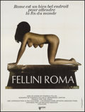 "Movie Posters:Foreign, Fellini's Roma (United Artists, 1972). French Grande (47.5"" X 63"").Foreign.. ..."