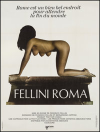 "Fellini's Roma (United Artists, 1972). French Grande (47.5"" X 63""). Foreign"