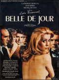 """Movie Posters:Foreign, Belle de Jour (Valoria, 1967). French Grande (45"""" X 62""""). Foreign.. ..."""