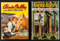 Movie Posters:Western, Gene Autry and the Redwood Pirates by Bob Hamilton & Other Lot (Whitman Publishing Company, 1946). Hardcover Books (2) (Mult... (Total: 2 Items)