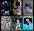 Baseball Cards:Lots, 1991-2005 Baseball Signed Cards Collection (6)....