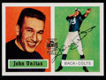 Football Cards:Singles (1970-Now), 2001 Topps Archives Johnny Unitas Rookie Reprint Autograph#AA-JU....