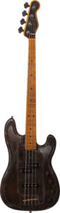 Musical Instruments:Bass Guitars, 2010 James Trussart Steelcaster Rust Electric Bass Guitar, Serial # 09-189....