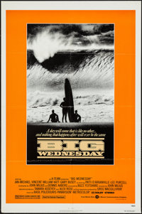 "Big Wednesday (Warner Brothers, 1978). One Sheet (27"" X 41""). Sports"