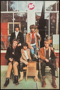 "Moby Grape (Columbia, 1967). Album Poster (22"" X 33""). Rock and Roll"