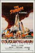 """Movie Posters:Science Fiction, The Swarm & Other Lot (Warner Brothers, 1978). One Sheets (2) (27"""" X 41"""") Style B. Science Fiction.. ... (Total: 2 Items)"""
