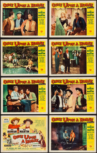 "Once Upon a Horse (Universal International, 1958). Lobby Card Set of 8 (11"" X 14""). Comedy. ... (Total: 8 Item..."