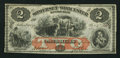 Obsoletes By State:Maryland, Salisbury, MD- Somerset and Worcester Savings Bank $2 Nov. 1, 1864. ...
