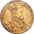 Netherlands:Gelderland, Netherlands: Gelderland. Philip II of Spain gold Real d'or ND(1557/8-60) AU58 PCGS,...