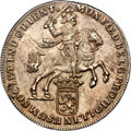 Netherlands East Indies, Netherlands East Indies: Dutch Colony - United East India CompanyDucaton 1738 AU58 NGC,...