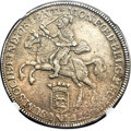 Netherlands East Indies, Netherlands East Indies: Dutch Colony - United East India CompanyDucaton 1741 XF45 NGC,...