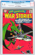Silver Age (1956-1969):War, Star Spangled War Stories #128 (DC, 1966) CGC NM 9.4 Off-white to white pages....