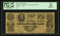 Obsoletes By State:Ohio, Tiffin, OH - Seneca County Bank $5 Oct. 1, 1856 G6a Wolka 2533-09....