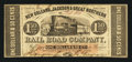 Obsoletes By State:Louisiana, Canton, MS- New Orleans, Jackson & Great Northern Rail Road Company $1.50 July 1, 1862. ...