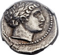 Ancients:Greek, Ancients: PAEONIAN KINGDOM. Patraus (ca. 335-315 BC). ARtetradrachm (24mm, 11.95 gm, 2h)....