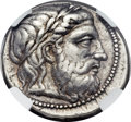 Ancients:Greek, Ancients: SELEUCID KINGDOM. Seleucus I Nicator (312-281 BC). ARtetradrachm (26mm, 17.11 gm, 3h)....