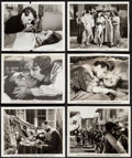 """Movie Posters:Drama, A Farewell to Arms (Paramount, 1932). Photos (6) (8"""" X 10.25""""). Drama.. ... (Total: 6 Items)"""