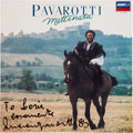 Music Memorabilia:Autographs and Signed Items, Luciano Pavarotti Signed Mattinata album (London 266691983)....