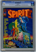 Magazines:Superhero, The Spirit #2 (Warren, 1974) CGC NM+ 9.6 White pages....