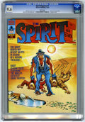 Magazines:Superhero, The Spirit #5 (Warren, 1974) CGC NM+ 9.6 White pages....