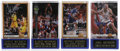 Basketball Cards:Lots, Classic Limited Edition Signed Draft Pick Cards. Classic Games,Inc. released these promotional cards to note collegiate ac...