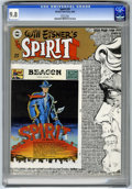 Magazines:Superhero, The Spirit #25 (Kitchen Sink, 1980) CGC NM/MT 9.8 White pages....