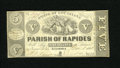 Obsoletes By State:Louisiana, Alexandria, LA- Parish of Rapides $5 Dec. 1, 1862. We have offered this parish scrip only four times before. This bright ...