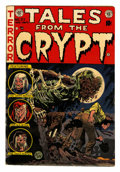 Golden Age (1938-1955):Horror, Tales From the Crypt #37 (EC, 1953) Condition: FN-....