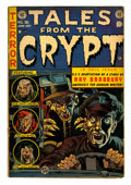 Golden Age (1938-1955):Horror, Tales From the Crypt #36 (EC, 1953) Condition: GD+....