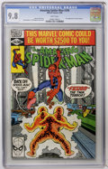 Modern Age (1980-Present):Superhero, The Amazing Spider-Man #208 (Marvel, 1980) CGC NM/MT 9.8 Whitepages....