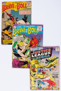 Golden Age (1938-1955):Miscellaneous, The Brave and the Bold Group of 7 (DC, 1955-64) Condition: Average FR.... (Total: 7 Comic Books)