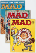 Magazines:Mad, MAD Group of 18 (EC, 1959-62) Condition: Average VG/FN.... (Total:18 Comic Books)