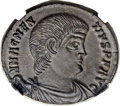 Ancients:Roman Imperial, Ancients: Magnentius (AD 350-353). Æ double centenionalis (28mm,5.49 gm, 6h)....