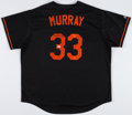 Baseball Collectibles:Uniforms, Eddie Murray Signed Baltimore Orioles Jersey....