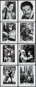 "Movie Posters:Science Fiction, Return of the Jedi (20th Century Fox, 1983). Photos (16) (8"" X10""). Science Fiction.. ... (Total: 16 Items)"