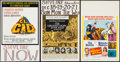 """Movie Posters:Adventure, El Cid & Others Lot (Allied Artists, 1961). Window Cards (3)(14"""" X 22""""). Adventure.. ... (Total: 3 Items)"""